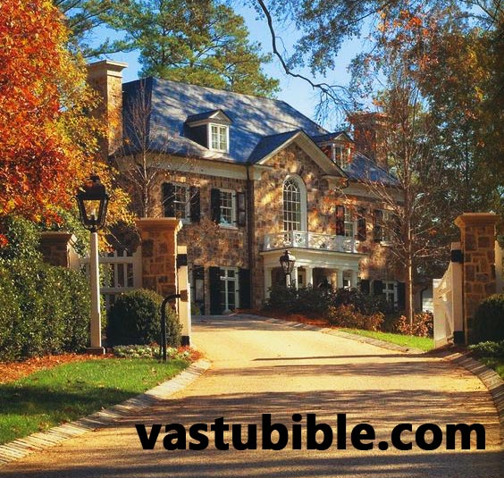 Surroundings in Vastu